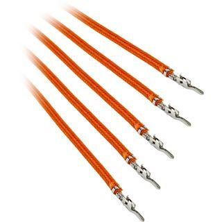 BitFenix Alchemy 2.0 PSU Cable, 5x 60cm - orange