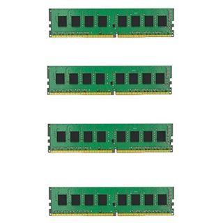16GB Kingston ValueRAM Intel DDR4-2133 DIMM CL15 Quad Kit