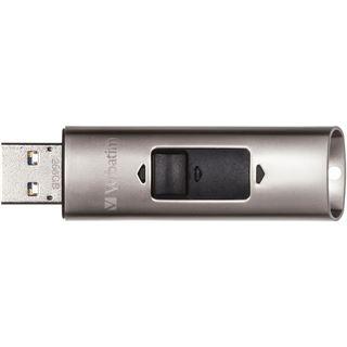 256 GB Verbatim Store n Go Vx400 silber USB 3.0