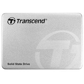 """240GB Transcend SSD220 2.5"""" (6.4cm) SATA 6Gb/s TLC (TS240GSSD220S)"""
