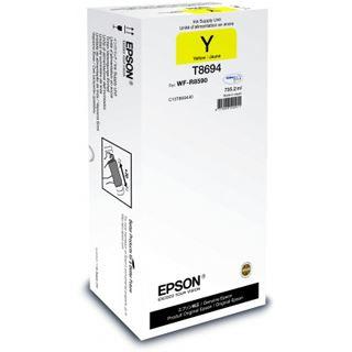 EPSON Tinte gelb 735ml