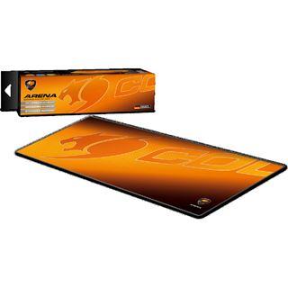 Cougar Gaming Mouse Pad 800 mm x 300 mm schwarz/orange