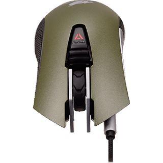 Cougar 530M Optical Gaming Maus Army Green USB gruen (kabelgebunden)