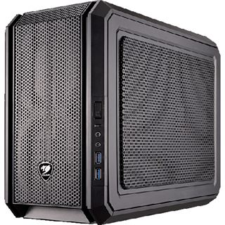 Cougar QBX Kaze Mini-ITX ohne Netzteil schwarz