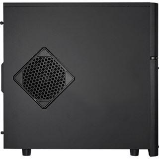 Cougar MX500 Midi Tower ohne Netzteil schwarz