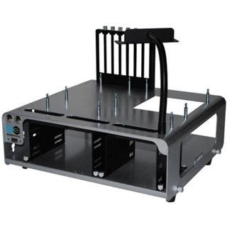 Dimas Tech Table Mini Test Bench ohne Netzteil grau