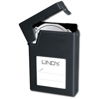 """Lindy Schutzbox für 2.5"""" Festplatten"""