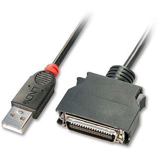 Lindy USB Parallel Konverter Mini Centronics