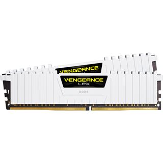 16GB Corsair Vengeance LPX weiß DDR4-3000 DIMM CL15 Dual Kit