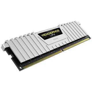 32GB Corsair Vengeance LPX weiß DDR4-2666 DIMM CL16 Dual Kit