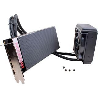2x 4GB Sapphire Radeon R9 ProDuo Wasser PCIe 3.0 x16 (Retail)