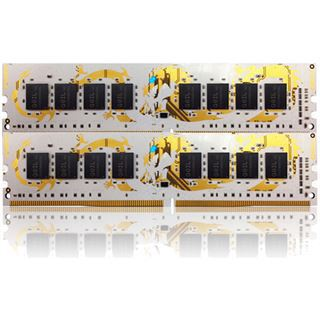 8GB GeIL Dragon RAM DDR4-2133 DIMM CL15 Dual Kit