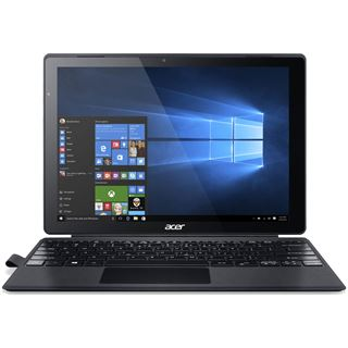 "12.0"" (30,48cm) Acer Switch Alpha 12 56H6 WiFi / Bluetooth V4.0 128GB SSD schwarz/silber"