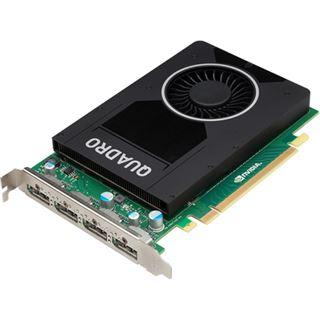 4GB PNY Quadro M2000 Aktiv PCIe 3.0 x16 (Retail)
