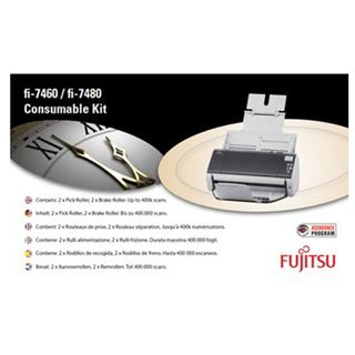 Fujitsu Consumable Kit FI-74X0