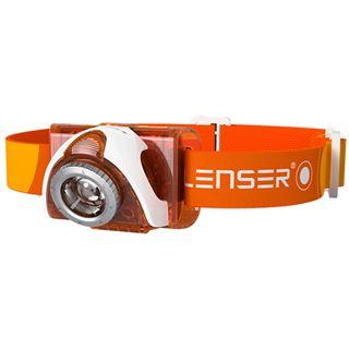 Zweibrüder SEO3 Kopflampe + P5.2 Blister Bundle LED Lenser