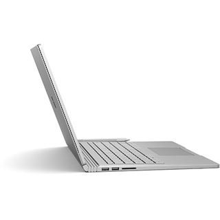 """13.5"""" (34,29cm) Microsoft Surface Book Commercial WiFi / Bluetooth V4.0 256GB silber"""