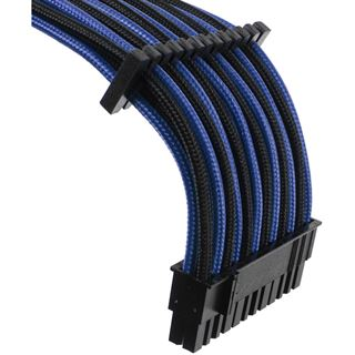 BitFenix Alchemy 2.0 PSU Cable Kit, CMR-Series - schwarz/blau
