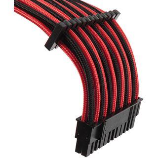 BitFenix Alchemy 2.0 PSU Cable Kit, CMR-Series - schwarz/rot