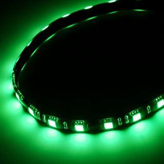 BitFenix Alchemy 2.0 Magnetic LED-Strip - 60cm, 30 LEDs, grün