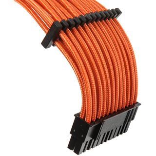 BitFenix Alchemy 2.0 PSU Cable Kit, SSC-Series - orange