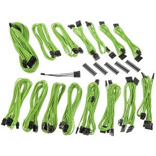 BitFenix Alchemy 2.0 PSU Cable Kit, EVG-Series - grün
