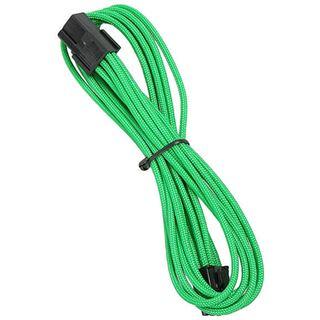 BitFenix 6-Pin PCIe Verlängerung 45cm - sleeved grün/schwarz