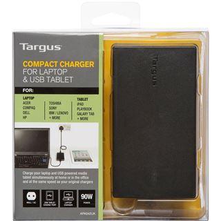Targus AC Compact Laptop/USB Tablet 90 Watt