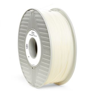 Verbatim Filament 3D Drucker 1.75mm 1kg ABS transparent