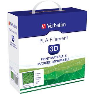 Verbatim Filament 3D Drucker 1.75mm 1kg grün