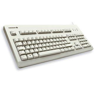 CHERRY G80-3000 PS/2 & USB Englisch grau (kabelgebunden)