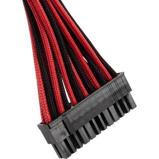CableMod SE-Series KM3, XM2, XP2/3, FL2, XFX Cable Kit - schwarz/rot