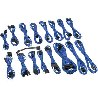 CableMod C-Series AXi, HXi, TX/CX/CS-M & RM Cable Kit - blau