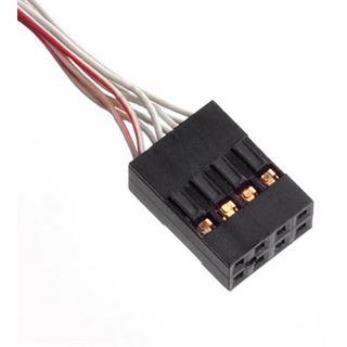 Silverstone SST-CPS03 Mini-SAS zu SATA Kabel - 50 cm
