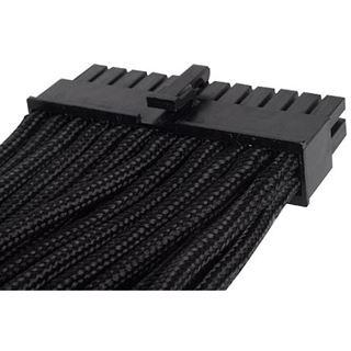 Silverstone 24-Pin-ATX auf 24-Pin-ATX - 300mm schwarz