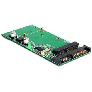Delock SATA Adapter 22Pin/mini USB -> mSATA