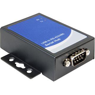 USB Delock Adapter B -> D-Sub9 (RS422/485) Bu/St