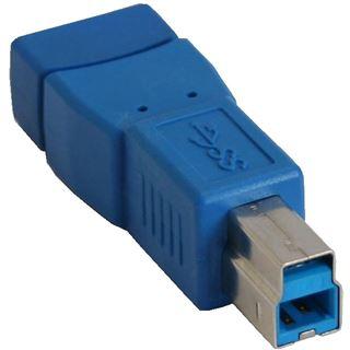 InLine USB 3.0 Adapter, Buchse A auf Stecker B
