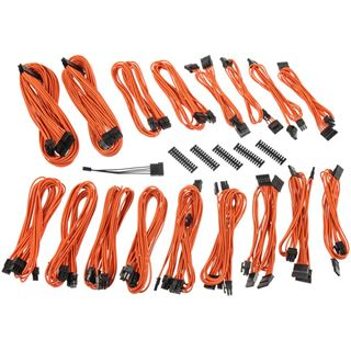 BitFenix Alchemy 2.0 PSU Cable Kit CSR-Series orange