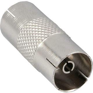 InLine Antenne Koaxial Verbinder Kupplung / Kupplung Metall