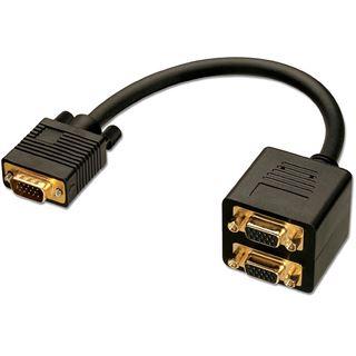 Lindy VGA Splitterkabel 2 Port