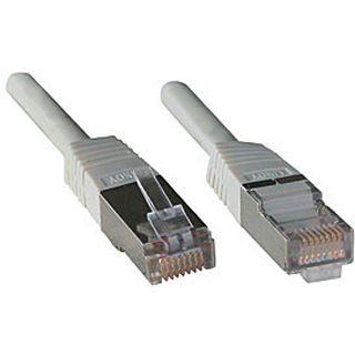 (€0,98*/1m) 5.00m Lindy Cat. 5e Patchkabel FTP RJ45 Stecker auf RJ45 Stecker Grau