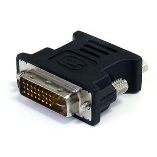 Startech DVI-I Adapter DVI 24+5 Stecker auf VGA 15pol Buchse Schwarz 10 Stück