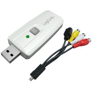Logilink Audio Video Grabber Snapshot USB