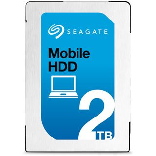 """2000GB Seagate Mobile HDD ST2000LM007 128MB 2.5"""" (6.4cm) SATA 6Gb/s"""