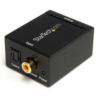 Startech Digi Coax / Toslink zu RCA Audio