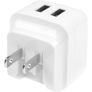 Startech 2X USB Wandladegerät 17W 3.4A