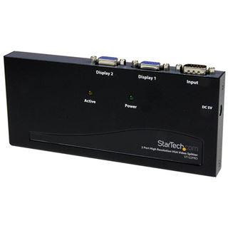 Startech ST122PROEU 2-fach VGA-Grafiksplitter