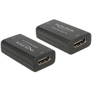 Delock HDMI Repeater bis 30m 4K