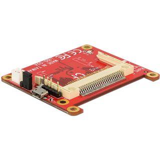 Delock Raspberry Erweiterung USB Micro B zu CF Card